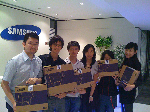 Samsung Notebooks