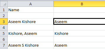 excel-separate-names
