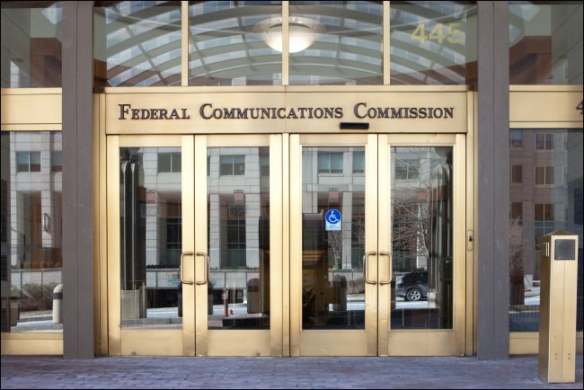 The FCC's headquarters in Washington, DC.